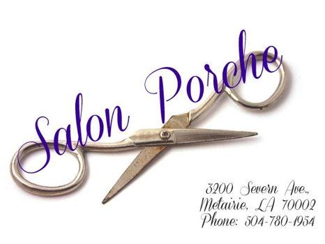 Salon Porche $50 Gift Certificate