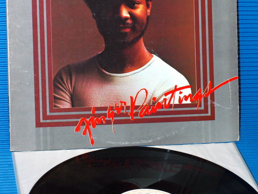 "EARL KLUGH -  - ""Finger Paintings"" -  Mobile Fidelity/MFSL 1979"