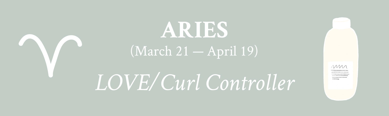 Aries Davines Love Curl Controller