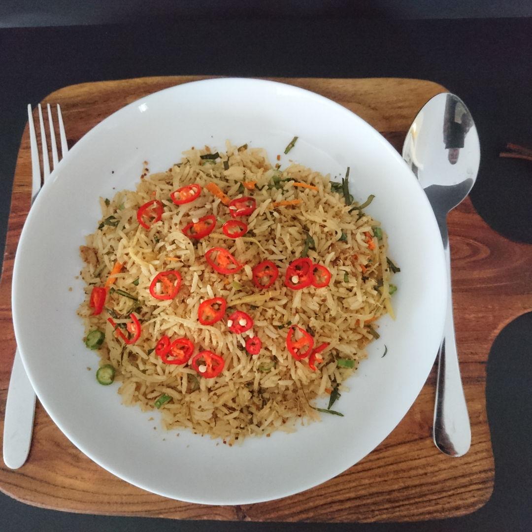 Date: 24 Nov 2019 (Sun) 38th Main: Nasi Ulam Nyonya (Peranakan Rice Salad) [115] [118.2%] [Score: 9.0]