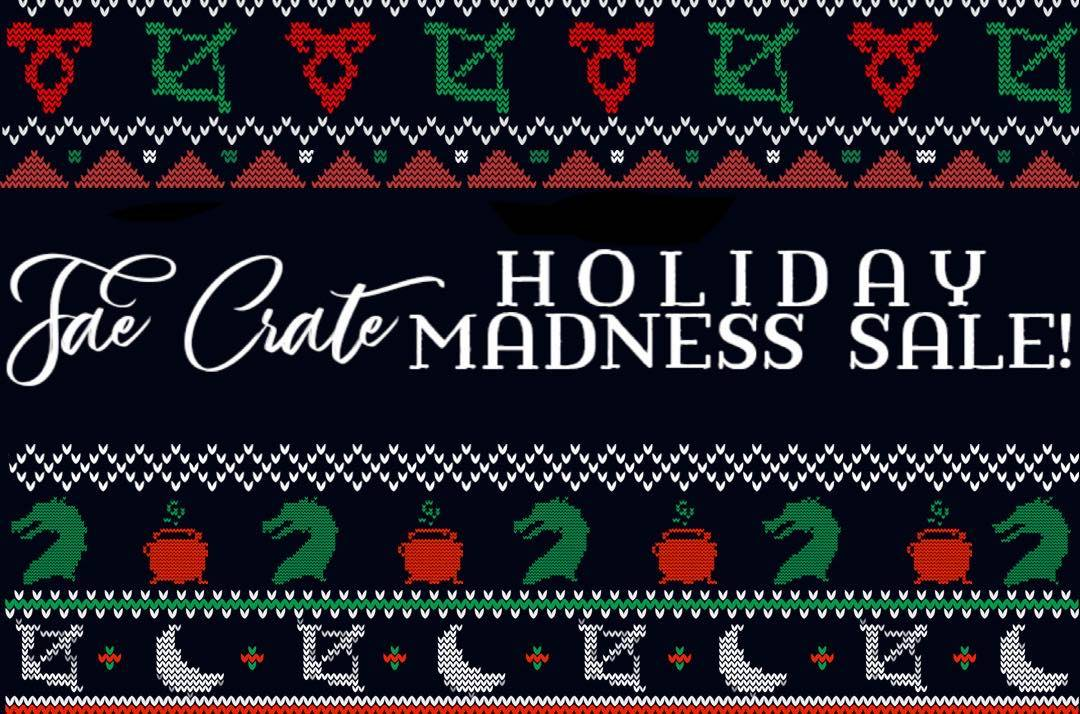 Fae Crate Holiday Madness Sale