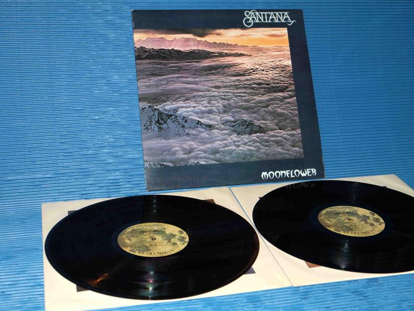 "SANTANA - ""Moonflower"" -  Columbia 1977 1st Pressing 2 LP's"