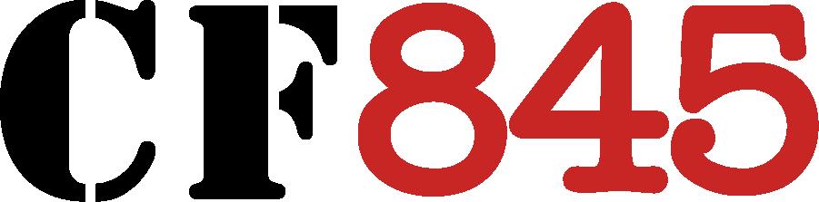 CrossFit 845 logo