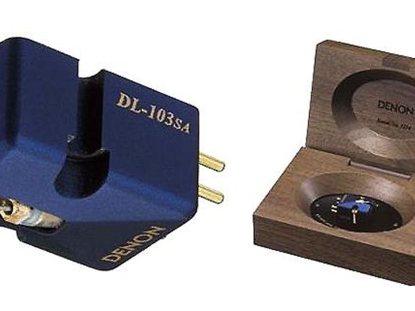 Denon DL-103SA Brand new