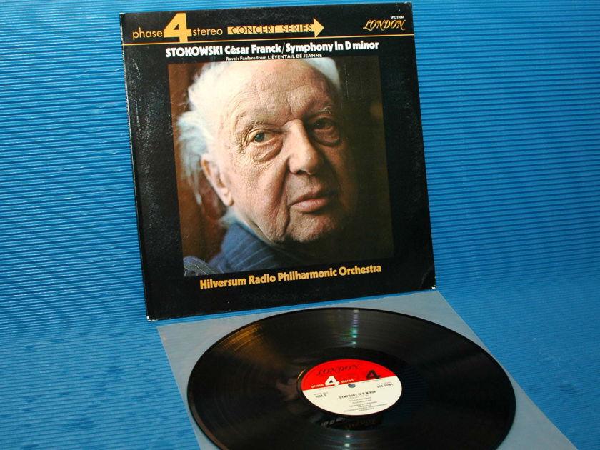 """FRANCK/Stokowski -  - """"D minor Symphony"""" - London Phase 4 1971"""