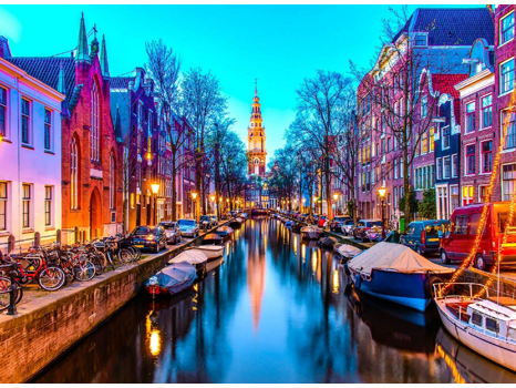 Glimpse into the Golden Age of Amsterdam