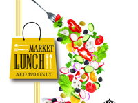 THE MARKET LUNCH image