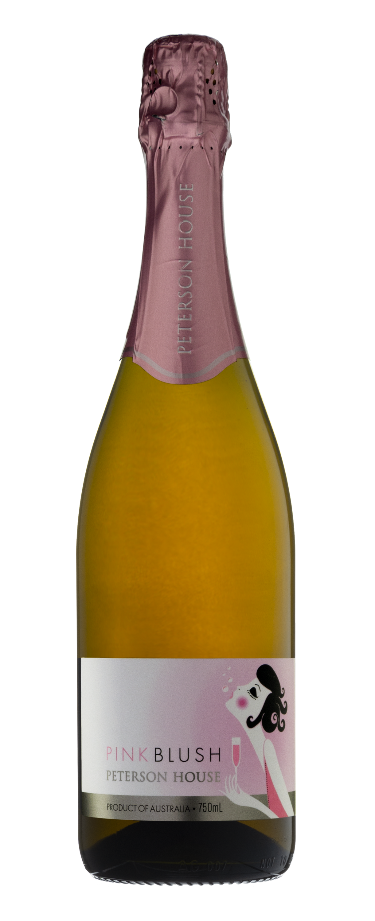 Peterson House Sparkling Rose Wine Champagne