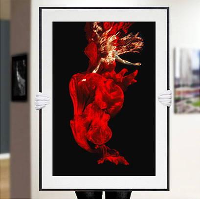 Monochrome Hub Gallery artwork