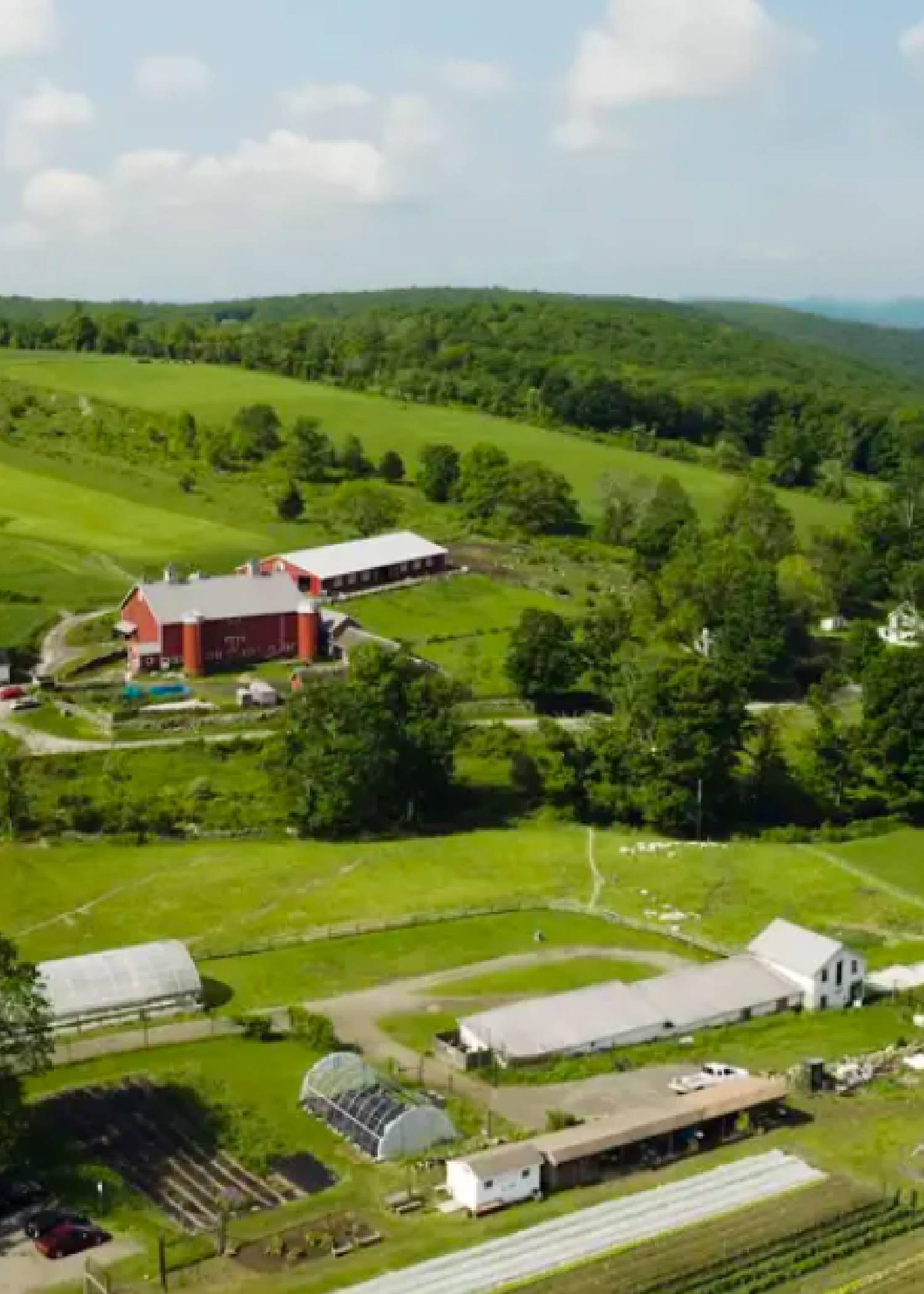Glynwood Farm partner of Davines North America