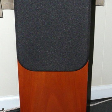 Speakers - Cherry finish