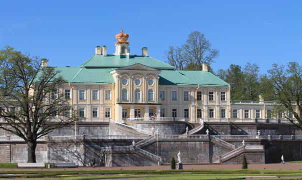 Ораниенбаум - Кронштадт. Меншиковский дворец, Морской собор