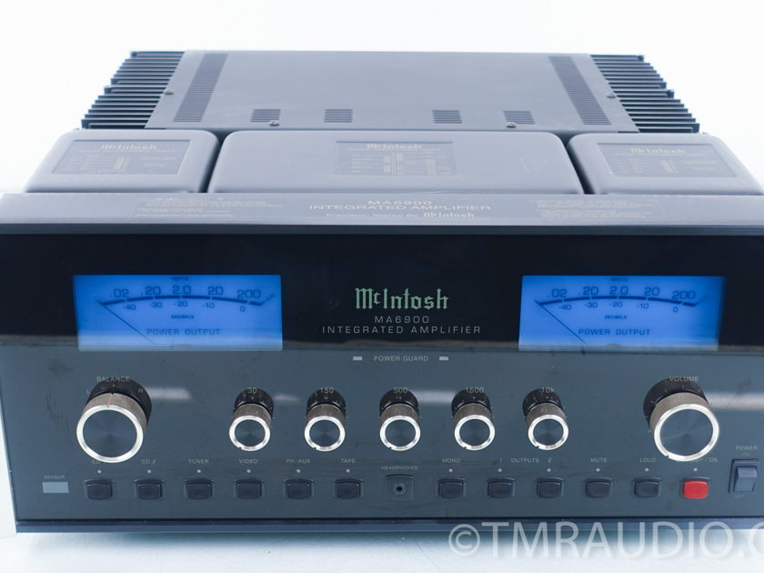McIntosh  MA6900 Stereo Integrated Amplifier (9036)