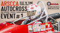 ARSCCA Solo II Points Event #1