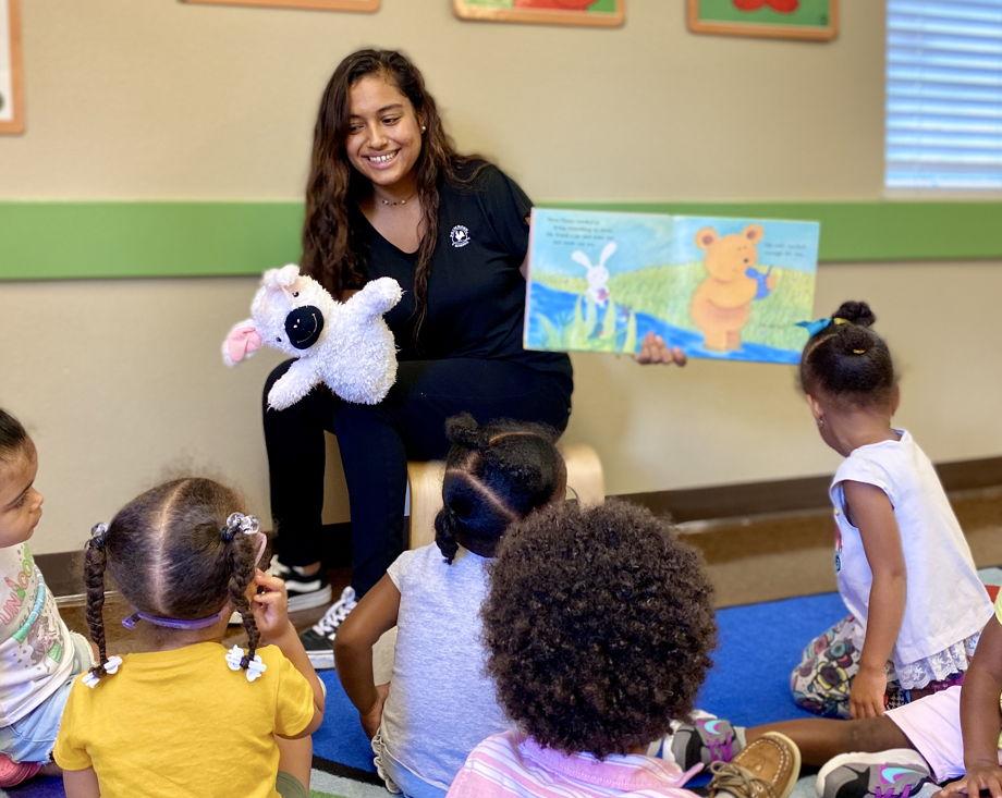 Ms. Rangel , Early Preschool Teacher