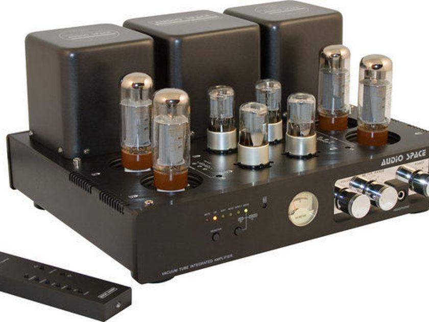 Audio Space Galaxy 34 Triode/Ultralin. EL34 Int amp