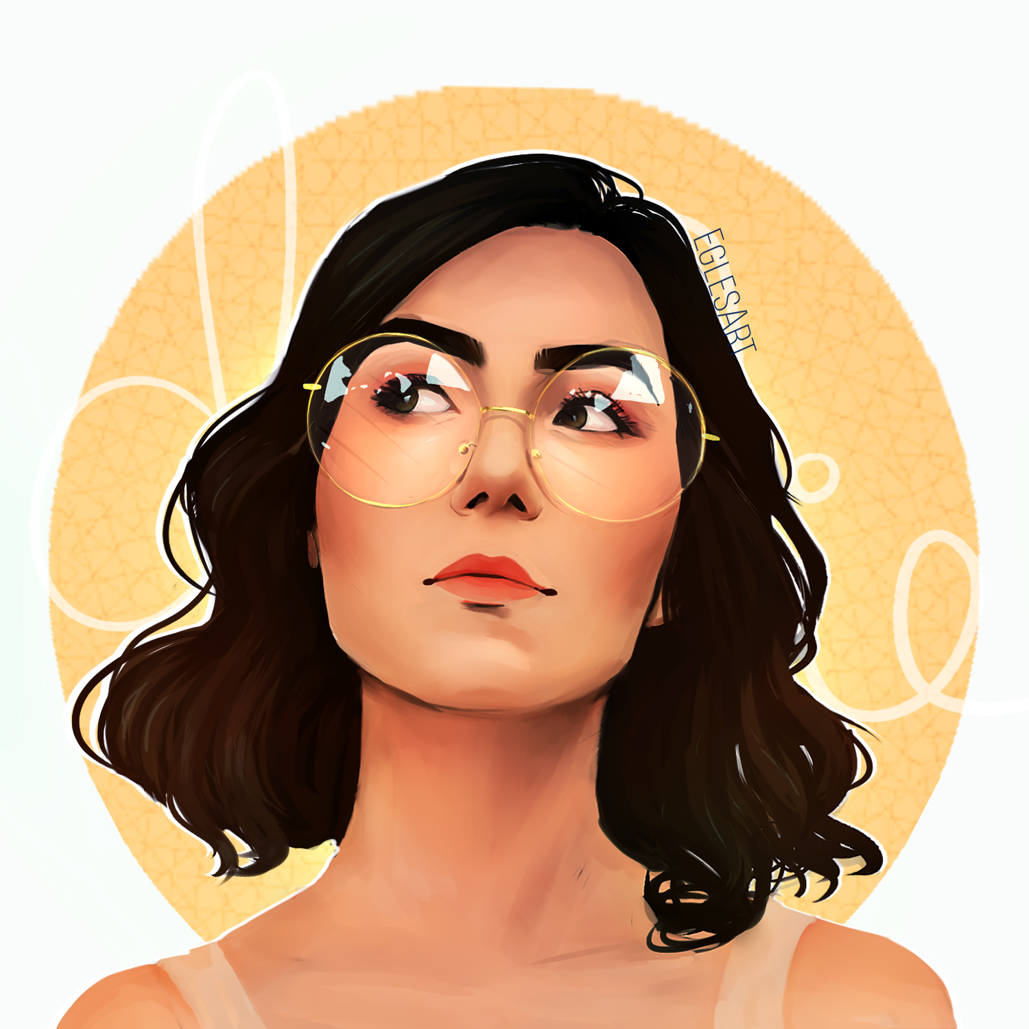 dodie, a drawing by Eggylyte