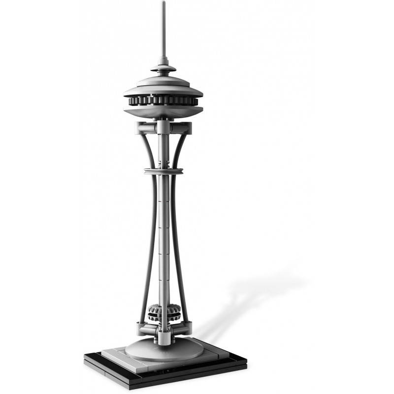 The Space Needle located in Seattle