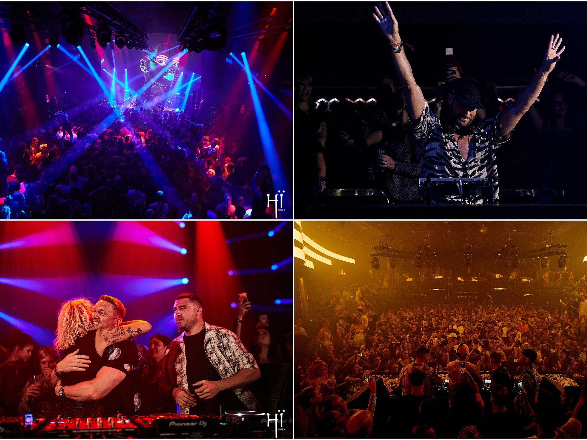Bodyworks opening party Hi Ibiza