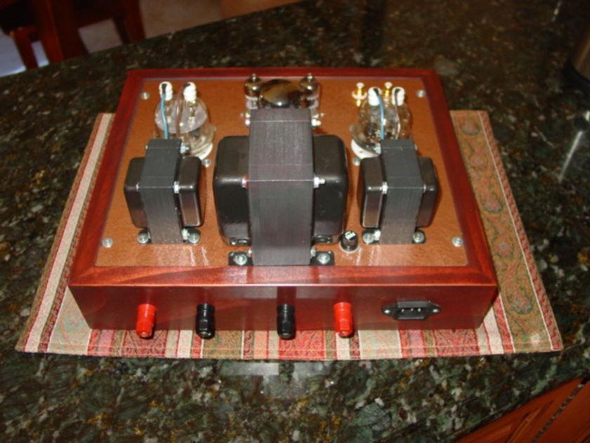 832 Stereo Tube Amplifier