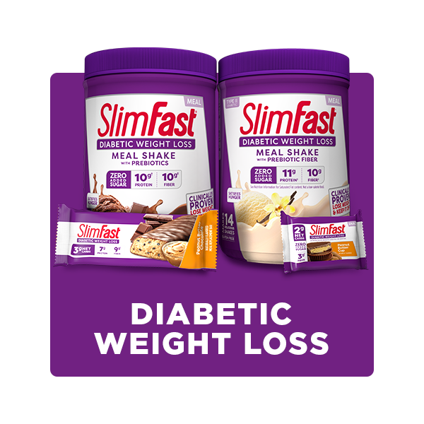 Diabetic Weight Loss Products