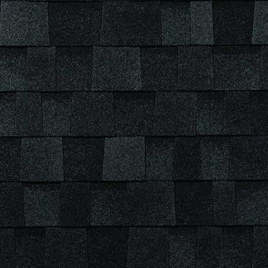STANDARD DURATION SHINGLES-ONYX BLACK