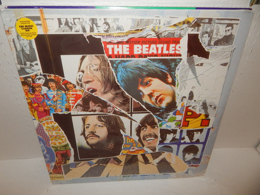 BEATLES ANTHOLOGY 3 - 1996 EMI Apple 3 Record Set  Factory SEALED Brand New MINT 3 LP