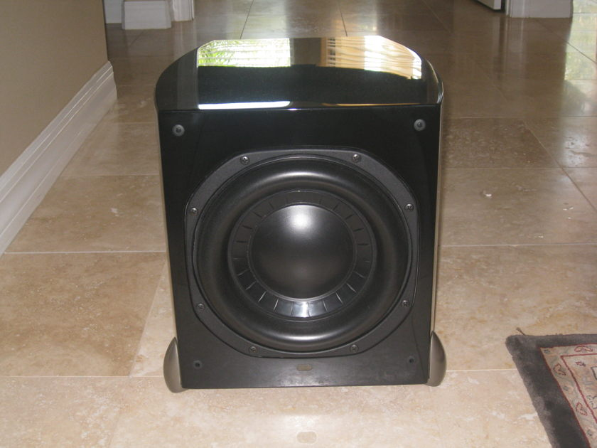Paradigm Reference Sub 12 Goss Black