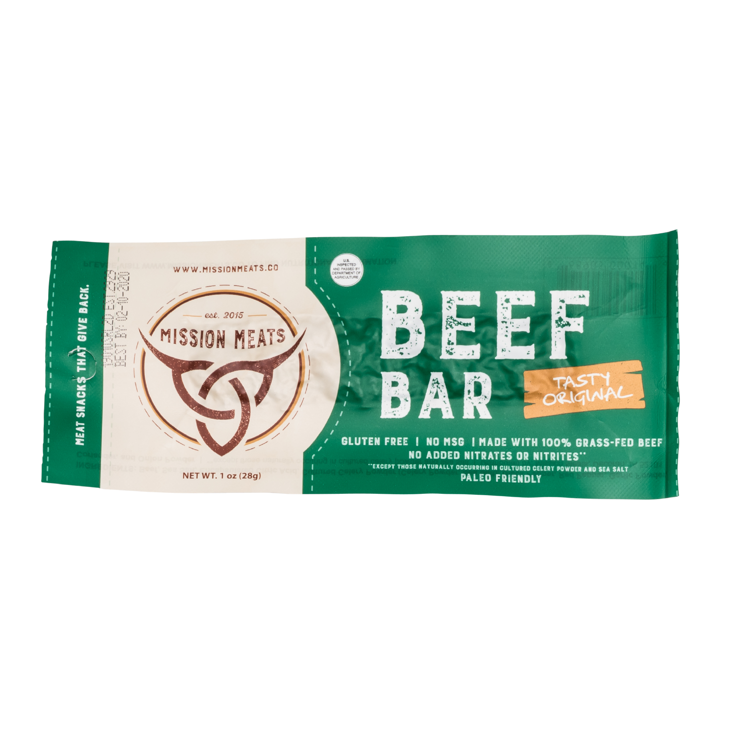 Mission Meats Beef Bar