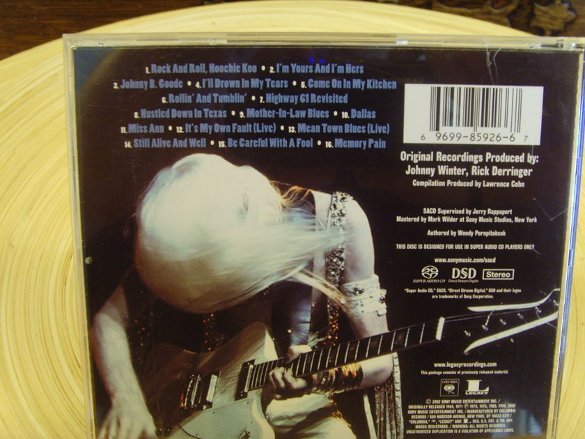 Johnny Winter - The Best Of