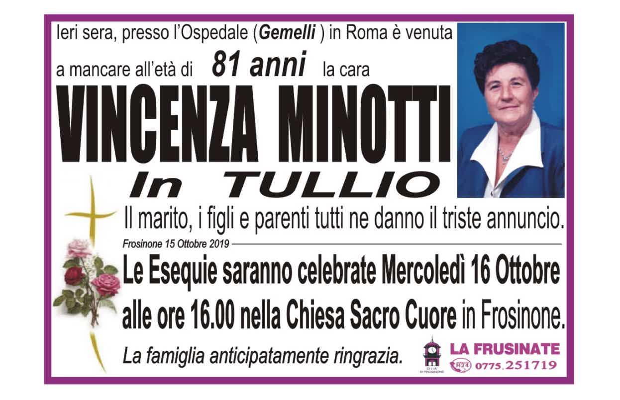 Vincenza Minotti