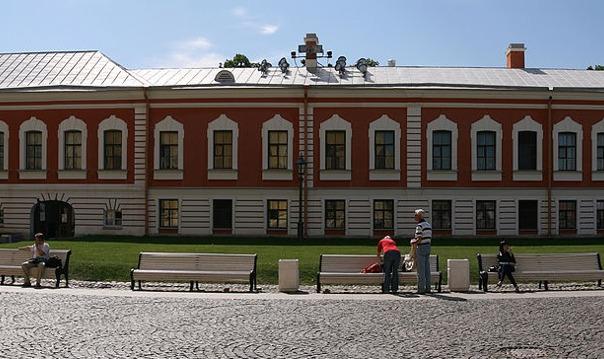 Петропавловская крепость + Обзорная автомобильная экскурсия по Петербургу