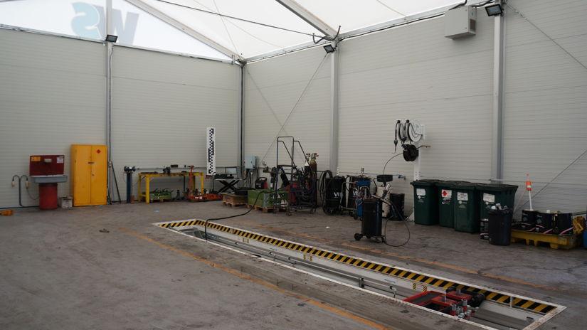 Vehicle Maintenance Units (VMU's)