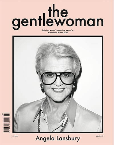 The Gentlewoman Angela Lansbury