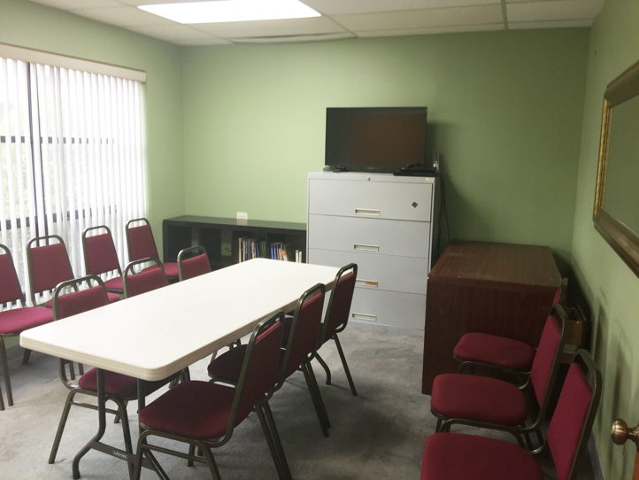 SPACE FOR BUSINESS AND GENERAL MEETING