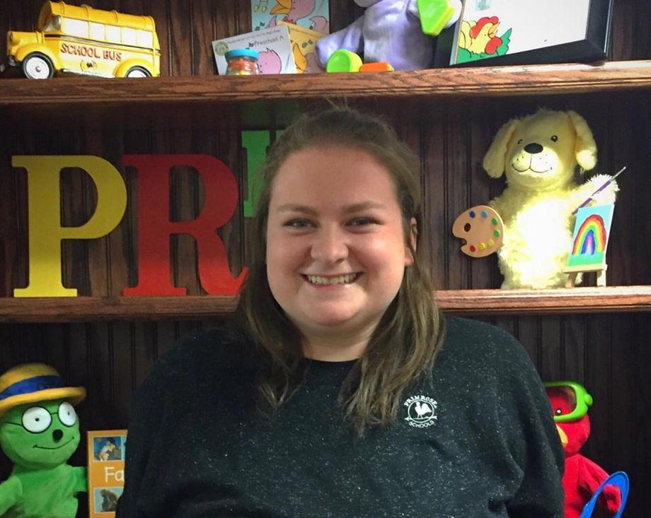 Jackie Enos , Toddler Teacher