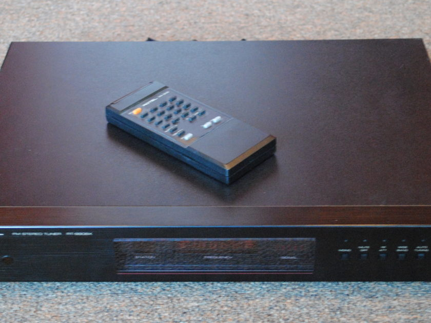 Rotel RT-990BX AM/FM Tuner