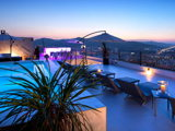 Villa with breathtaking views over Ibiza town