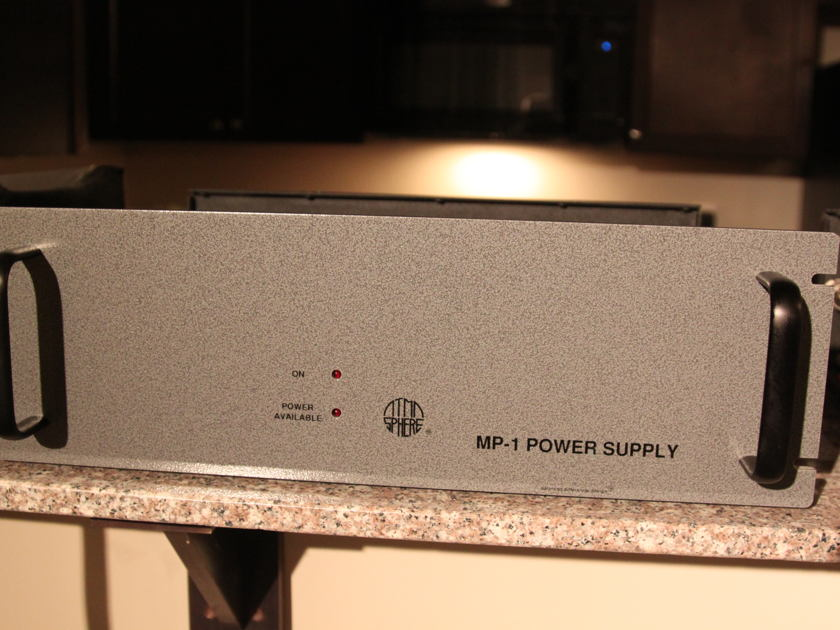 Atma-Sphere MP-1 mkII PREAMP WITH PHONO STAGE
