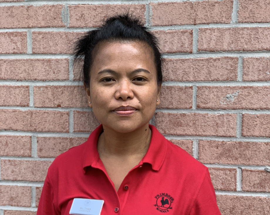 Ms. Thapa , Private Pre-K Assistant Teacher