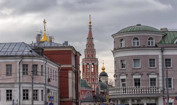 Храмы Замоскворечья