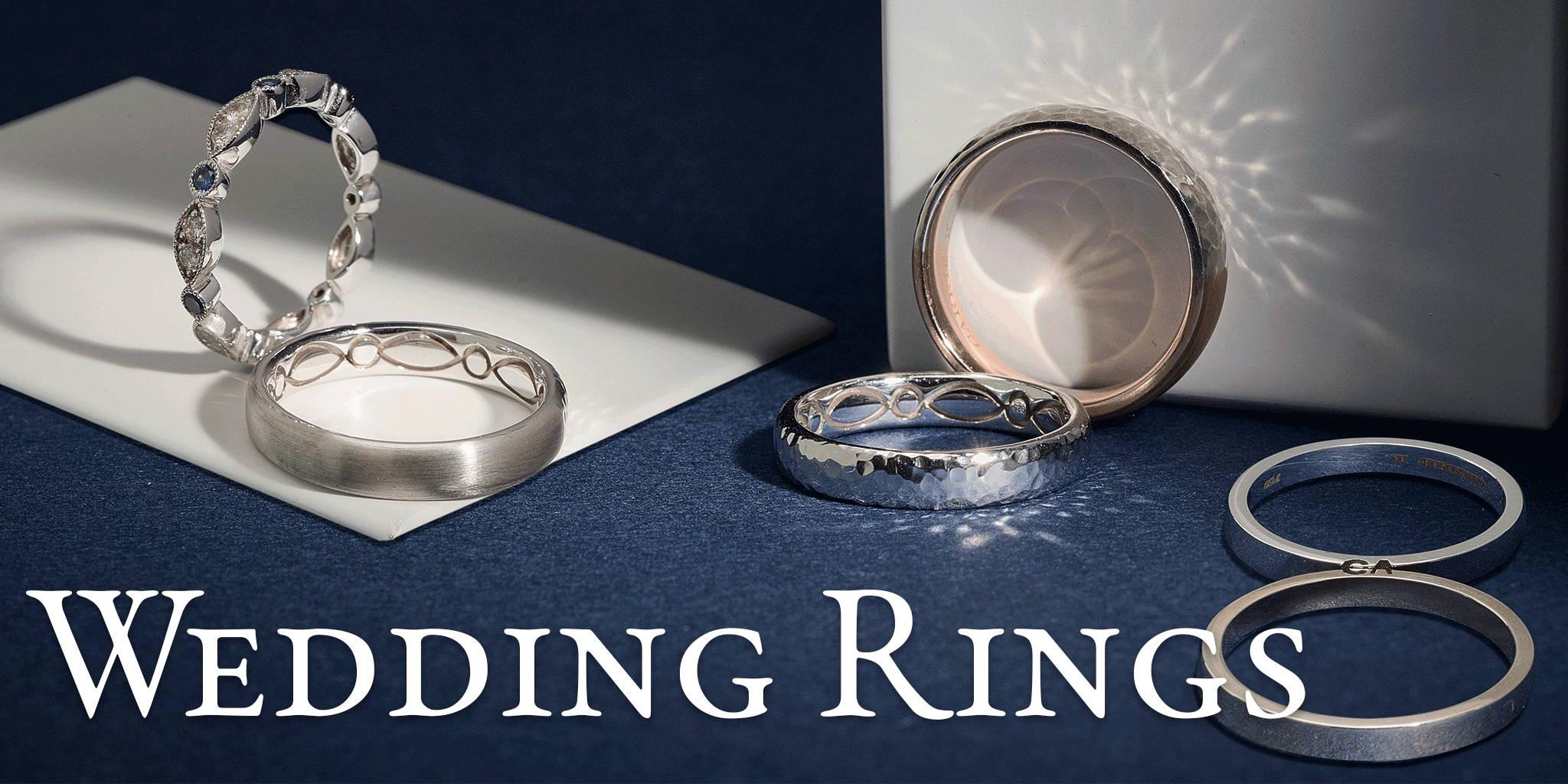 Carrie K. Wedding Rings