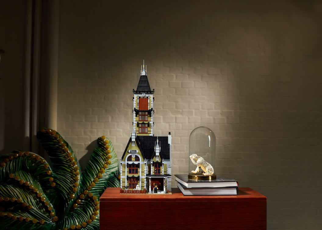 lego hauntd housee