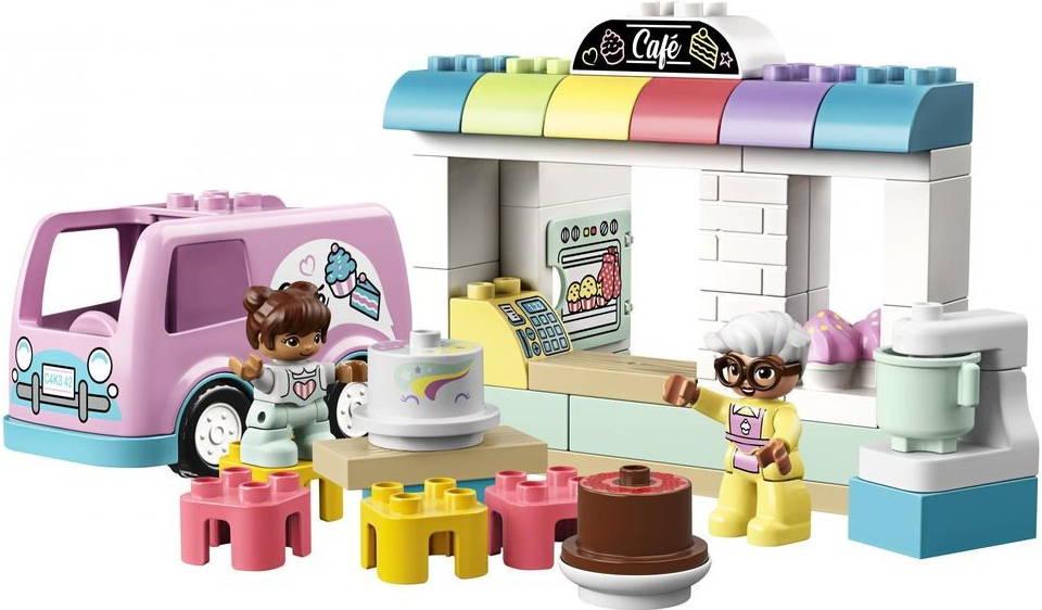 LEGO DUPLO town bakery