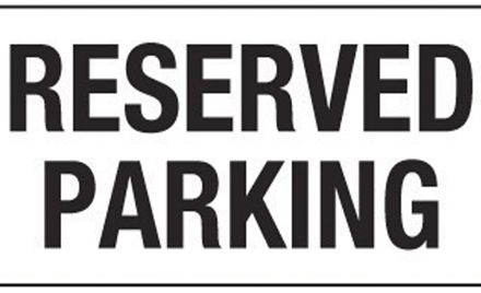 2019 Trailer Reserved Paddock Parking