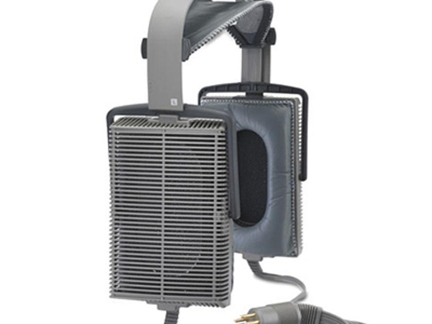 STAX SR-307 Electrostatic Earspeaker Headphones: New-in-Box; Full Warranty; 33% Off; Free Shipping