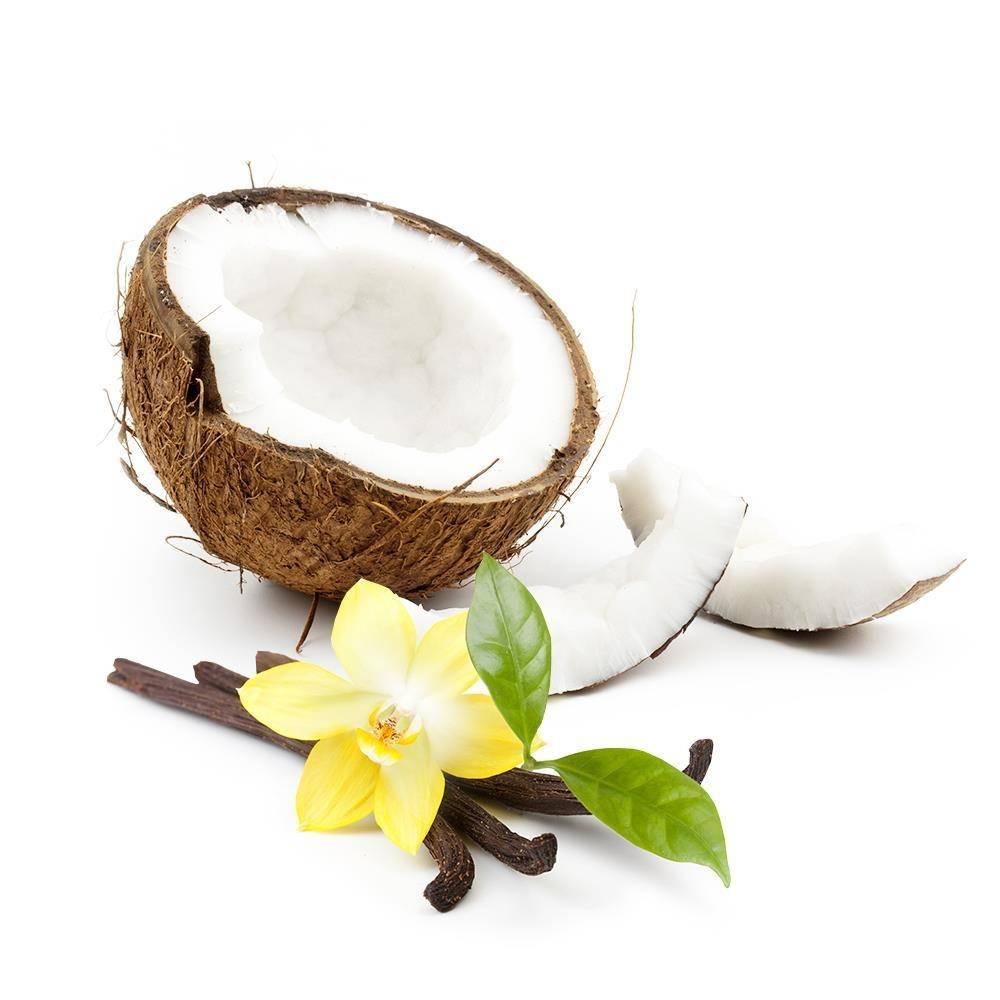 Kokosnuss-Vanille