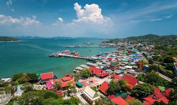 Ко Си Чанг - остров удачи