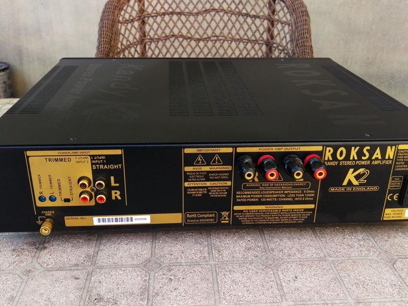 Roksan Kandy K2 Stereo Amp - Price Drop