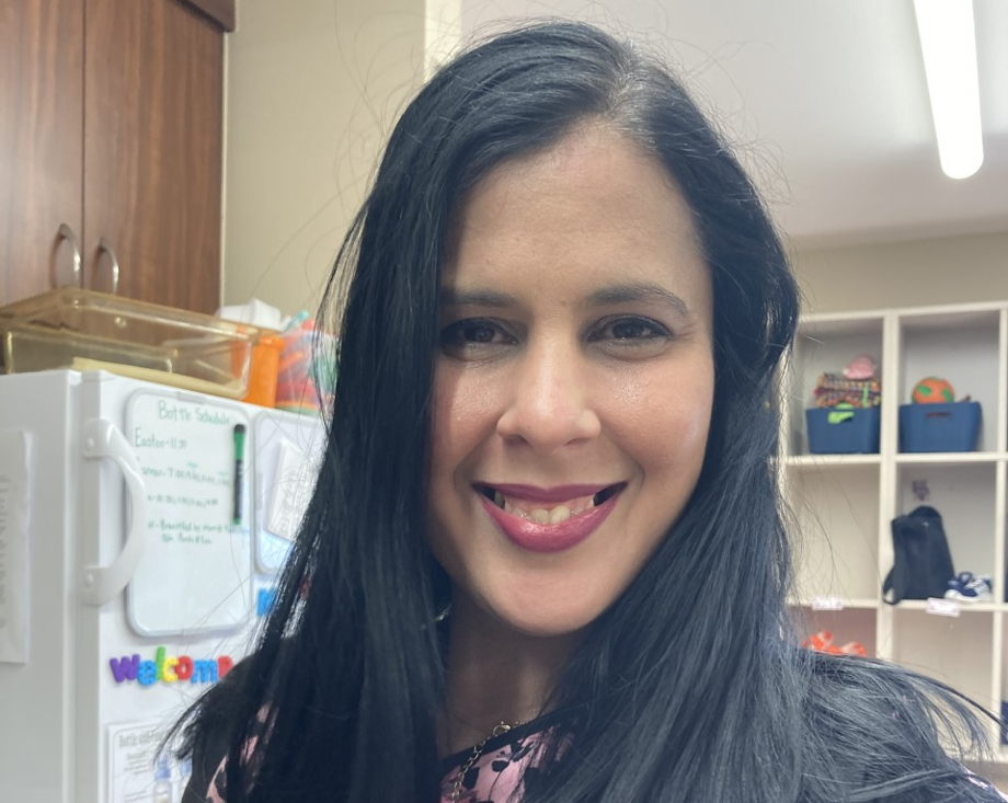 Angee Mendoza , Young Infant Co-Teacher